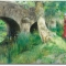 larsson-carl-bridge-in-grez-middle-ages