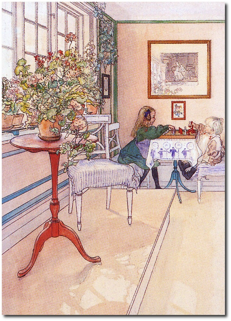 swedish-artist-carl-larssons-the-chess-game