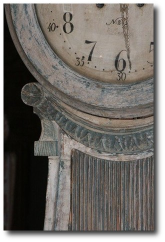 19th-century-swedish-clock-with-original-paint-from-lantiques-com