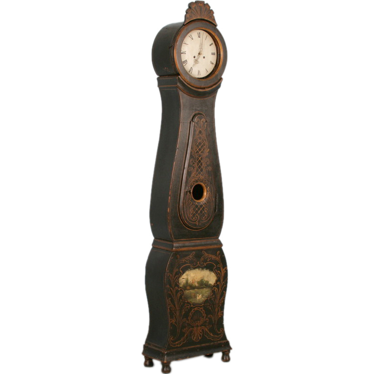 swedish-mora-grandfather-clock-scandinavian-antiques