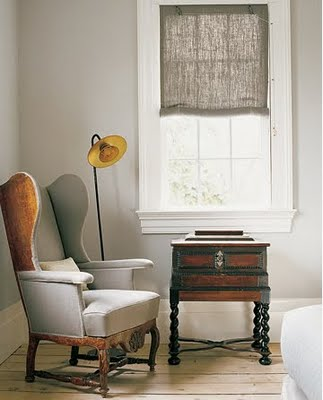 Gustavian-era Scandinavian Furniture - Featuring a Baroque Wing Chair
