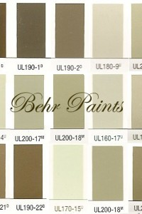 Behr Paints – My Paint Suggestions For Swedish Furniture Finishes