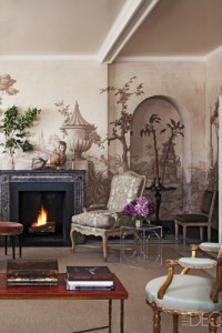 French Swedish Regency Style Home Decor