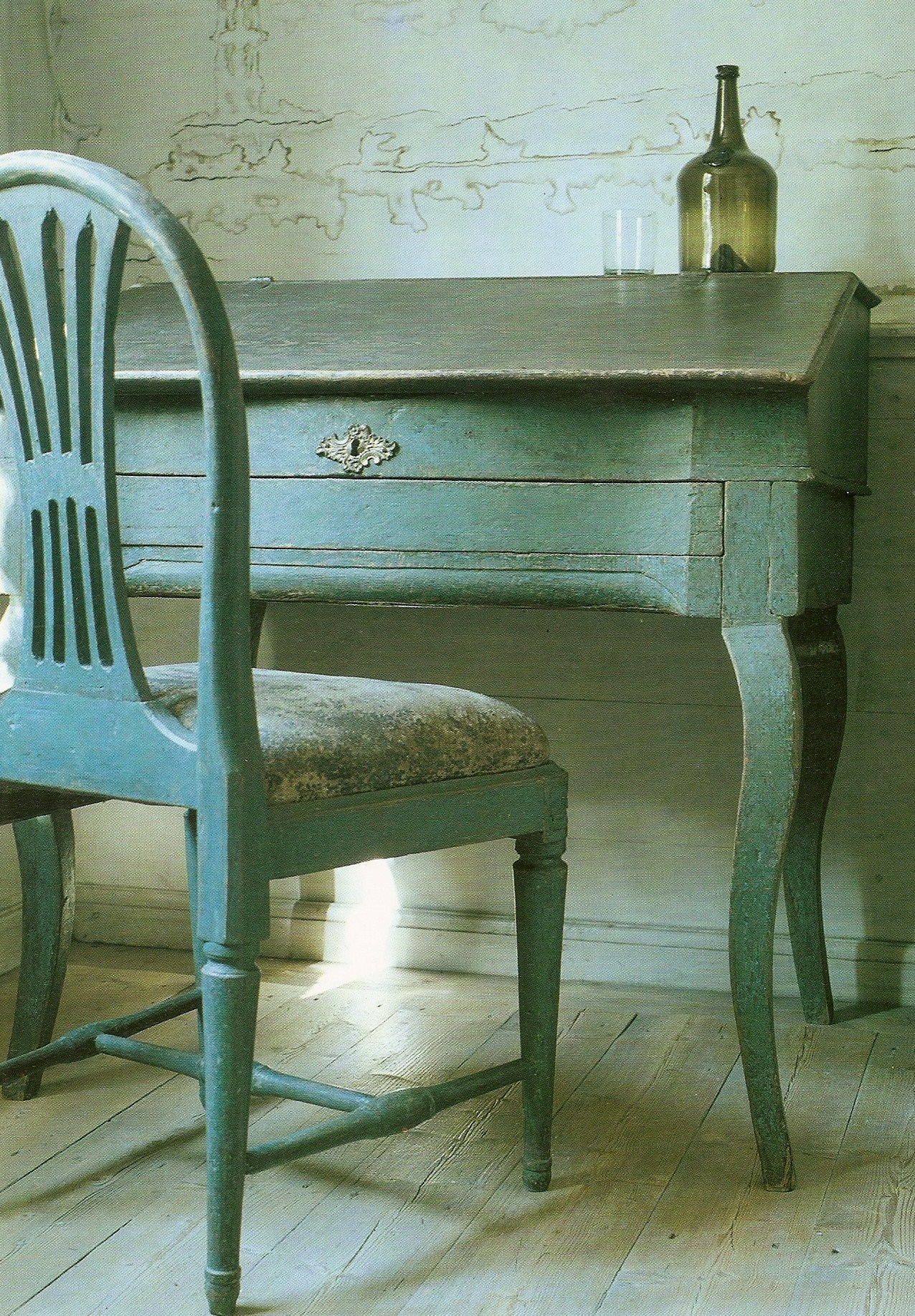 swedish gustavian and nordic style furniture