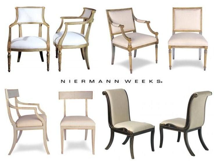 Swedish Furniture Decor Niermann Weeks Chairs