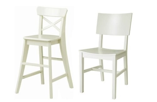 norvald chair 69 and ingolf junior chair