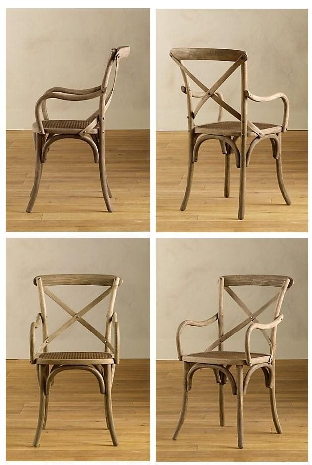 Swedish Furniture U0026 Decor Ideas U2013 Madeleine X Back Dining Chair By Restoration  Hardware