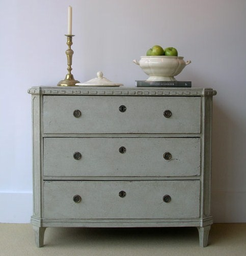 Charming Swedish Furniture U0026 Decorating From Tone On Tone U2013 Swedish Painted Gustavian  Chest