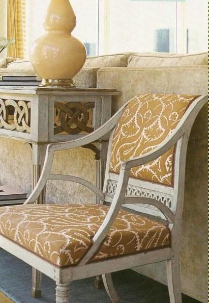 Swedish Styled Neoclassical Furniture
