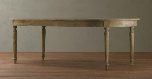 Restoration Hardwares Gustavian Collection : French Empire design 2 from theswedishfurniture.com size 610 x 318 jpeg 41kB
