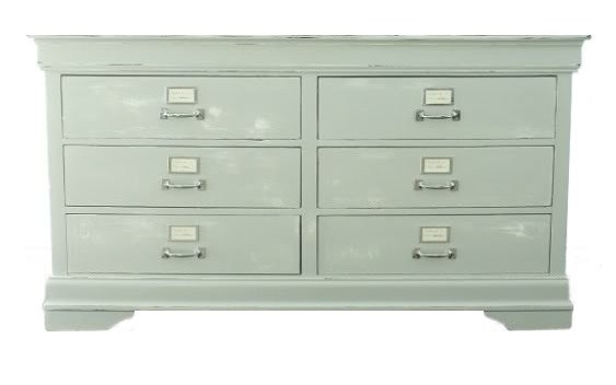 Holly's Louis Philippe Chest Makeover