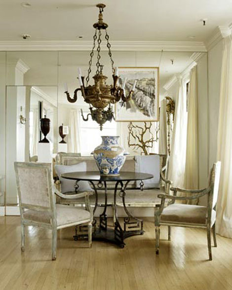 Traditional Home 2 Swedish Dining Room Chairs