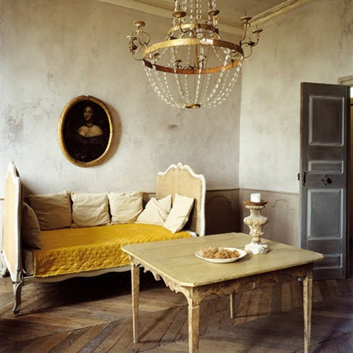French Swedish Furniture 17th Century Style Decorating