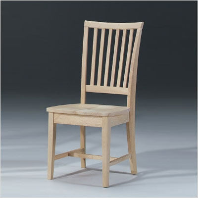 UNFINISHED FURNITURE DINING CHAIRS