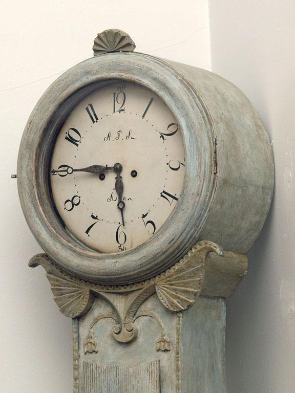 Swedish Furniture Petricia Thompson Antiques Mora Clock