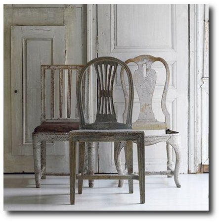 Antique Swedish Scandinavian Furniture