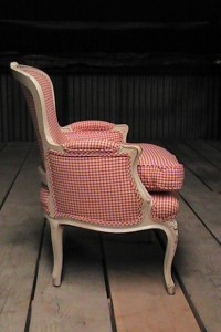 Swedish Decorating Ideas French Bergere Chair From Dione Herself