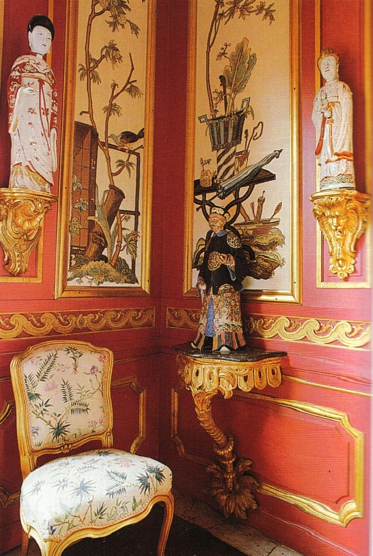 Chinese Pavilion At Drottningholm Sweden Courtesy Of