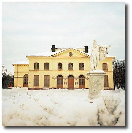 Drottningholm-Theatre