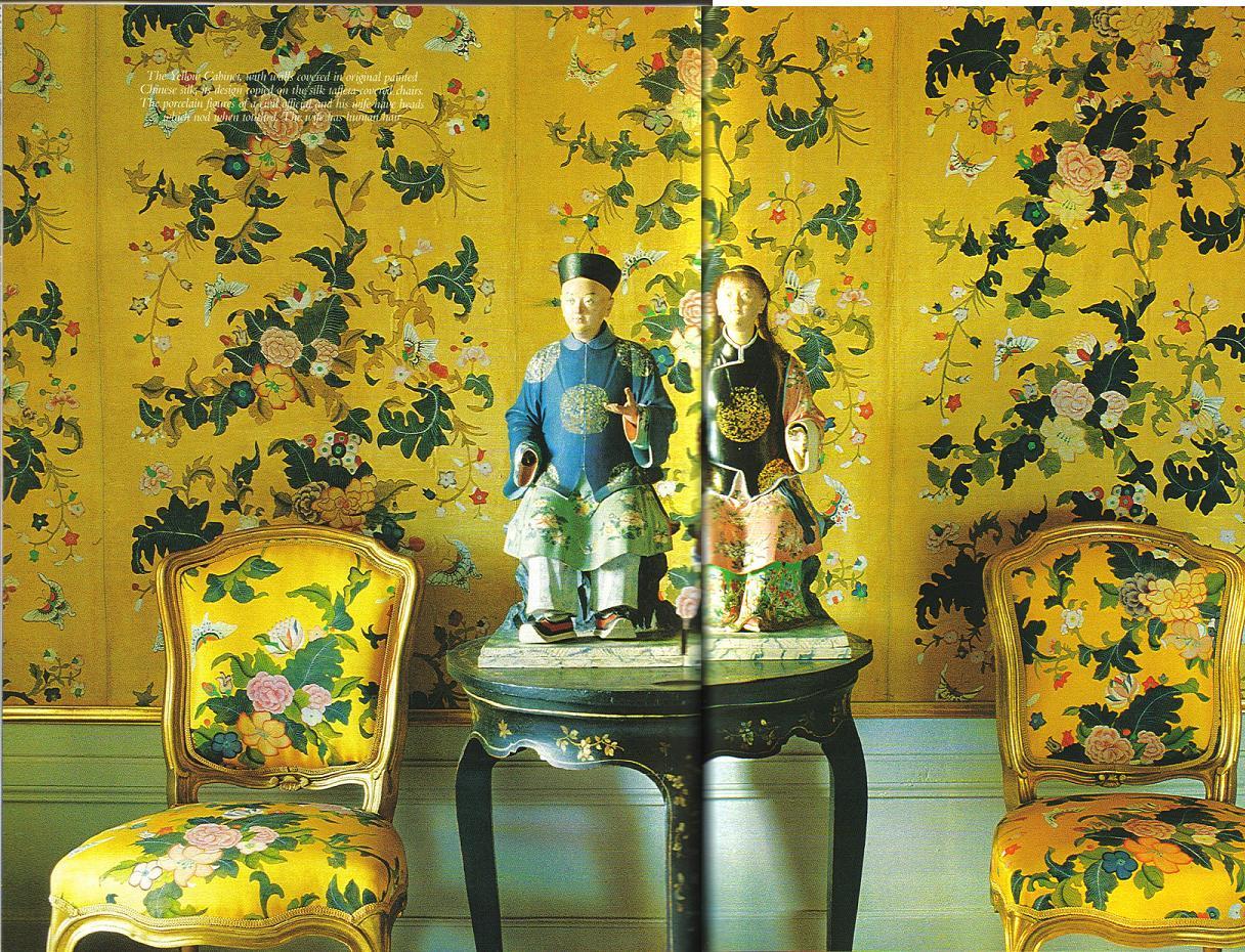 Project Proposal: The Yellow Wallpaper. – Rebecca Ricks