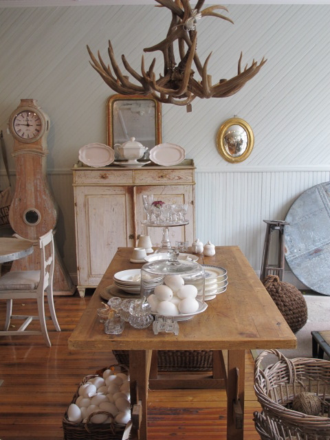 Swedish Furniture From The Red Chair On Warren In Hudson, New York Featured  On The Stacy Style Blog