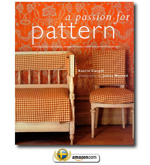 A Passion For Pattern By Katrin Cargill