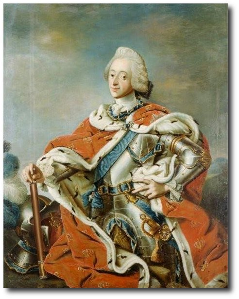 King Frederik V of Denmark