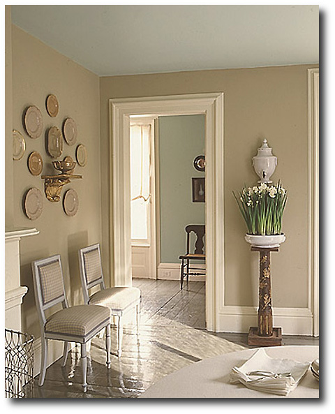 Gustavian Swedish Decorating Ideas