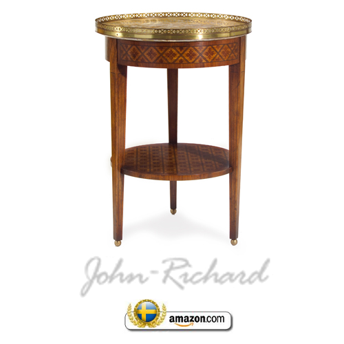 John Richard EUR 03 0262 John Richard Furniture Table in Marquetry Swedish Furniture:18th Century Swedish Decorating