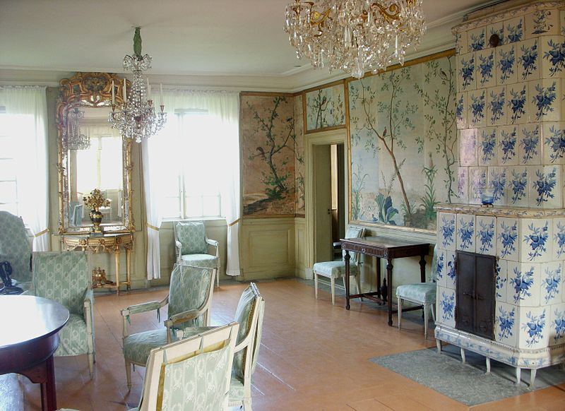 Swedish Furniture 18th Century Swedish Decorating 2