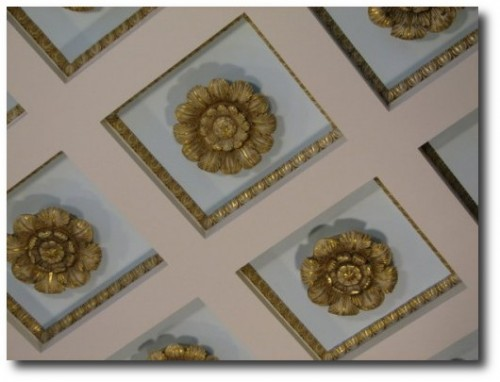 Swedish Gustavian Decorating – The Ceiling of Gumbo