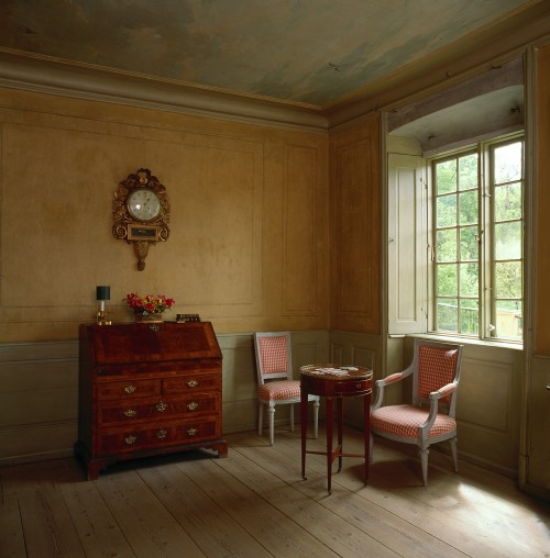 Swedish Gustavian Furniture 18th Century Swedish Decorating5 500x508 Swedish Furniture:18th Century Swedish Decorating