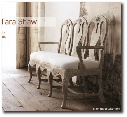 Tara Shaw Swedish Reproduction Furniture