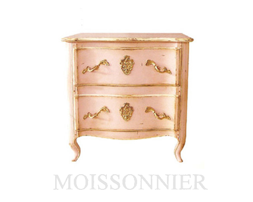 Gustavian Swedish and Rococo Furniture From Moissonnier 10 Ways To Use Pink, Orange and Coral In Your Home