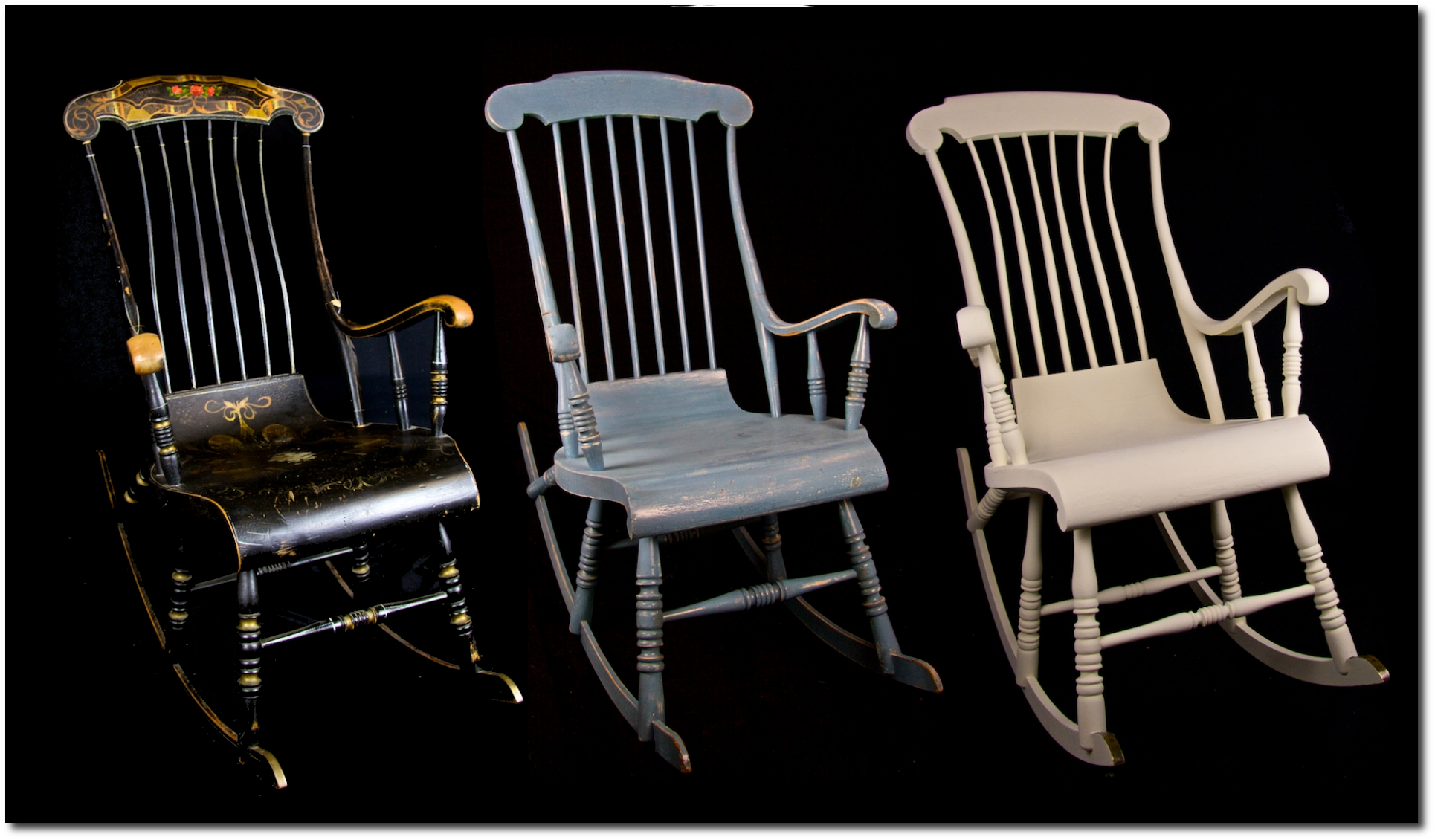 Swedish Rocking Chairs
