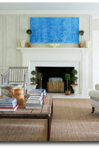 Vogue Editor-in-Chief Anna Wintour's Long Island Home