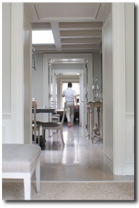 Eric Pike And Stefan Steil's New York Gustavian Styled Townhouse- Photo Credit An Afternoon With Blog