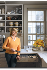 Martha's Gray Kitchen