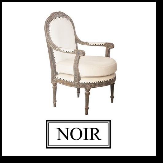 Noir Reproduction Furniture