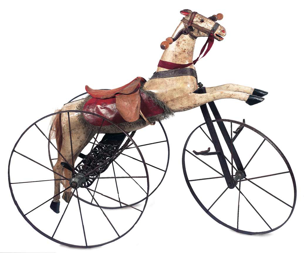 Horse Tricycles