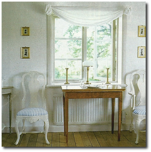 Swedish Country Home Decor: Home Interior Style