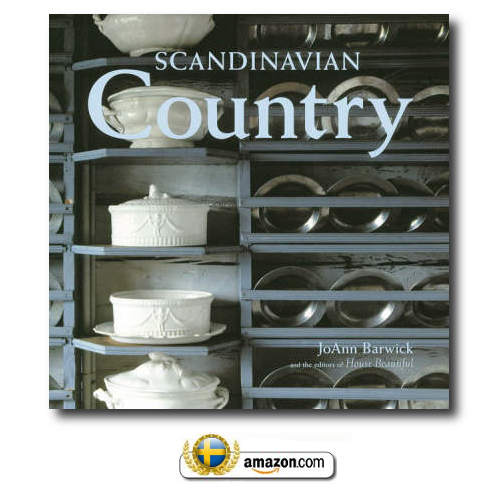7 Scandinavian Country Decorating Books