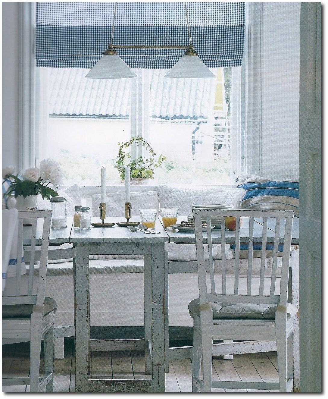 Gail Abbott - Drop Leaf Swedish Dining Table