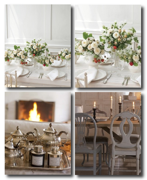 Swedish Holiday Decorating Ideas, Nordic Style, Gustavian, Swedish,  Scandinavian