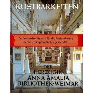 51V6FX0VEXL. SL500 AA300  The Most Beautiful Rococo Library In The World:The Anna Amalia Library