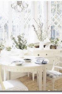 Carl Larsson Table From The Gustavian Collection