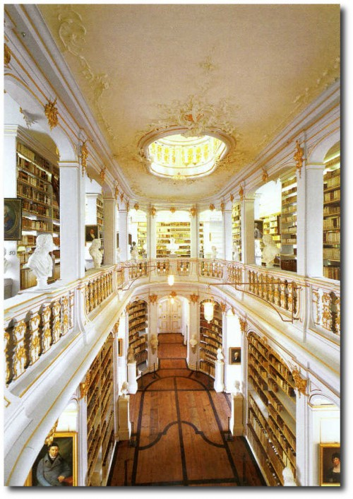 Herzogin Anna Amalia 500x706 The Most Beautiful Rococo Library In The World:The Anna Amalia Library
