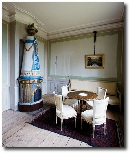 Sweden Luxury Homes: Krusenberg Herrgård: An 18th Century Swedish Luxury Hotel