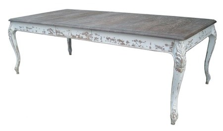 Louis Extension Dining Table French