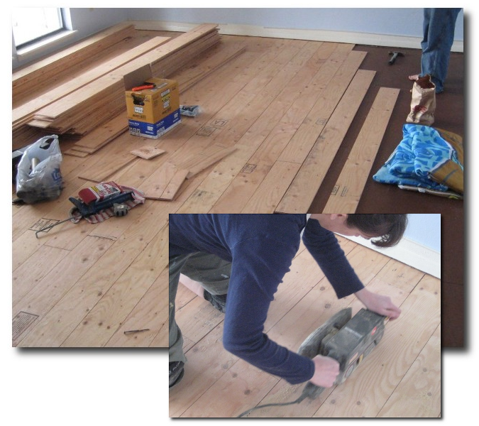 Ply Wood Floors By Layers Of Learning Blog